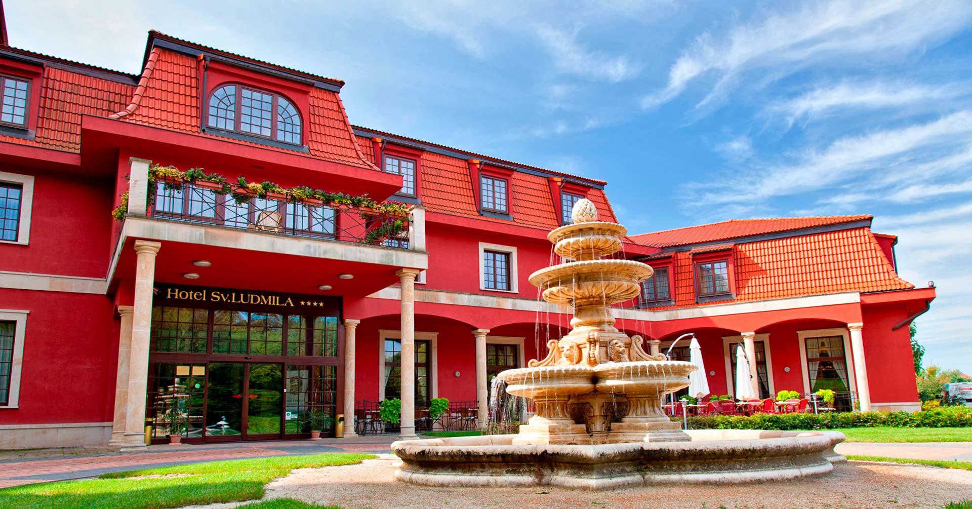 Organizácia konferencie v Hoteli sv. Ludmila v štyroch krokoch